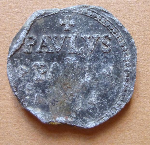 Sceau du pape Paul V (titre d'usage)_0