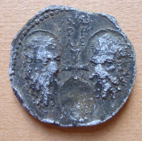 sceau, empreinte : Sceau du pape Paul V (titre d'usage)