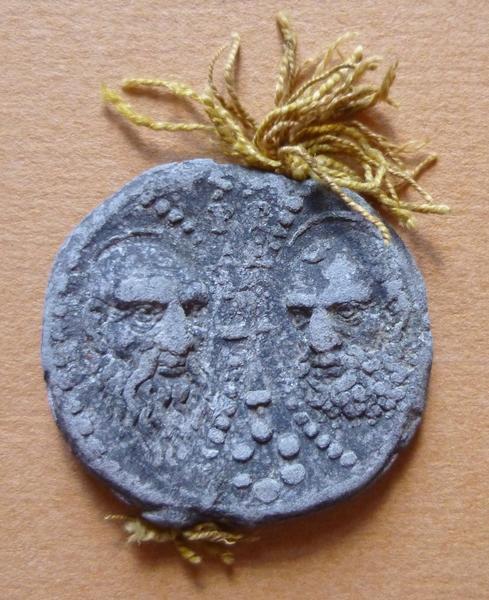sceau, empreinte : Sceau du pape Léon X (titre d'usage)