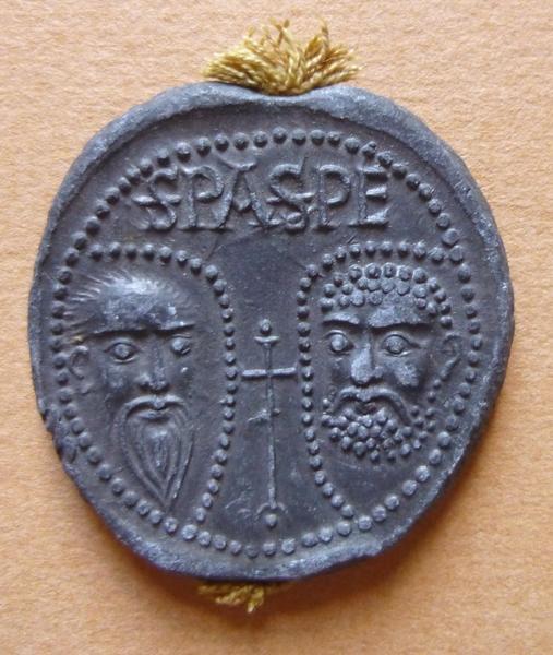 Sceau du pape Innocent III (titre d'usage)
