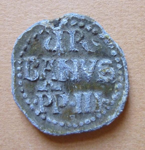 Sceau du pape Urbain III (titre d'usage)_0