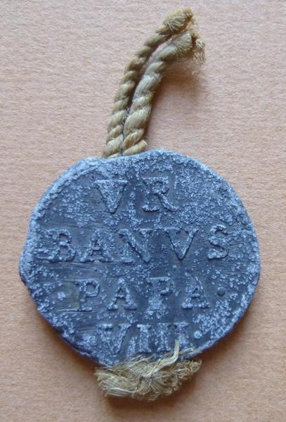 Sceau du pape Urbain VIII (titre d'usage)_0