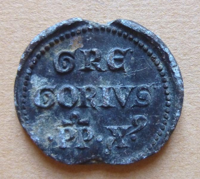 Sceau du pape Grégoire X (titre d'usage)_0