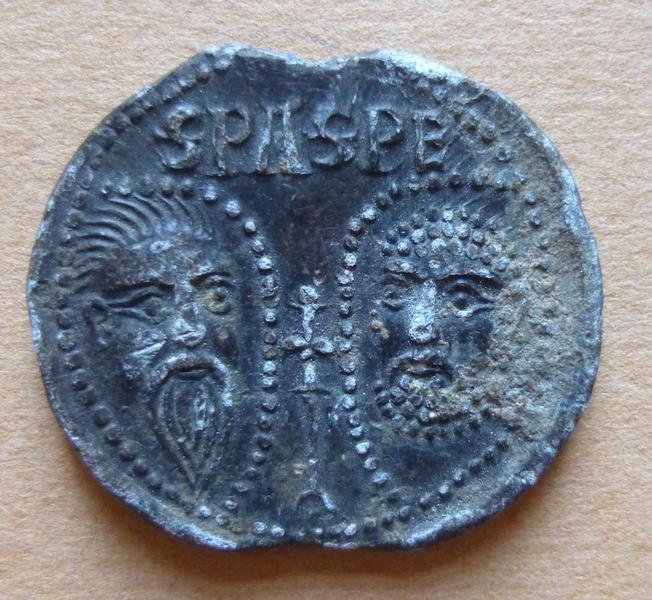sceau, empreinte : Sceau du pape Grégoire X (titre d'usage)