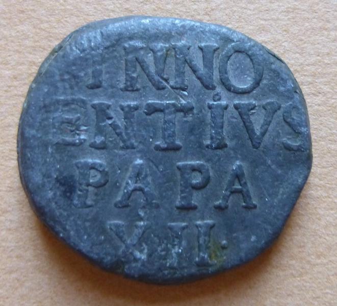 Sceau du pape Innocent XII (titre d'usage)_0
