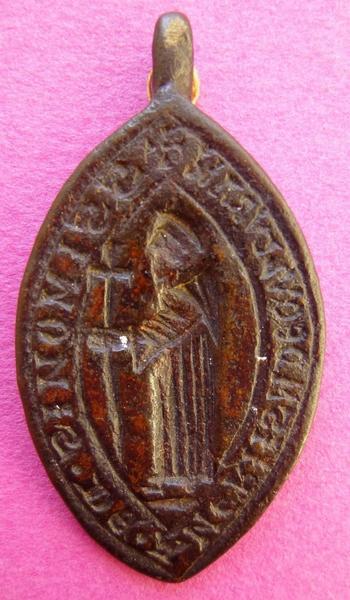 Sceau de Simon, religieux de La Couture (titre d'usage)