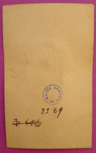 sceau, matrice, cachet : Cachet du Comité de sûreté générale et de surveillance à la Convention nationale (titre d'usage)