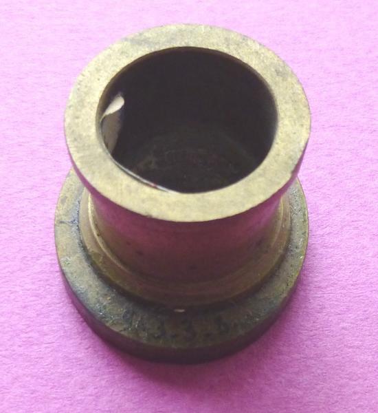 sceau, matrice, cachet : Cachet de L. Leroi, notaire à Mondoubleau (titre d'usage)