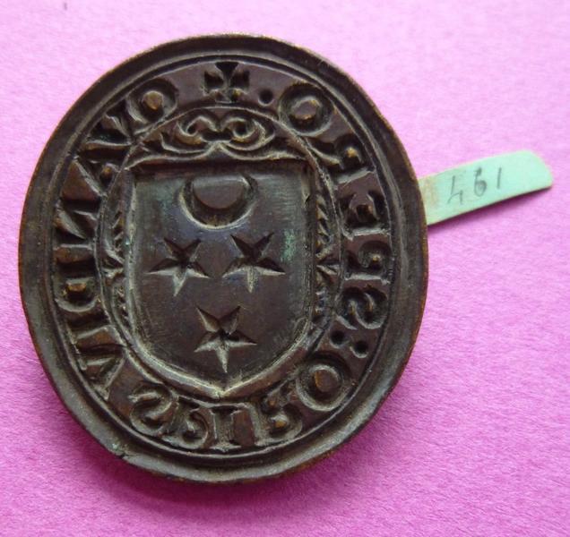 sceau, matrice