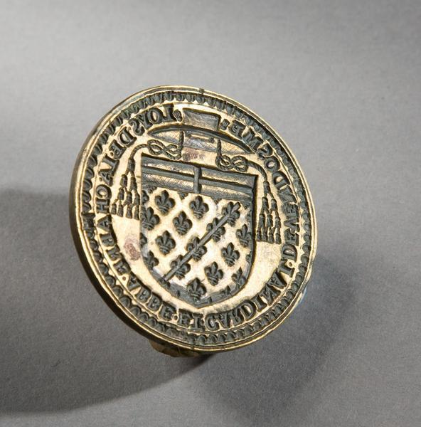 sceau, matrice : Sceau de Louis de La Chambre (titre d'usage)
