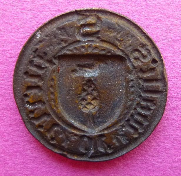 Sceau de Pierre de Malles (titre d'usage)_0