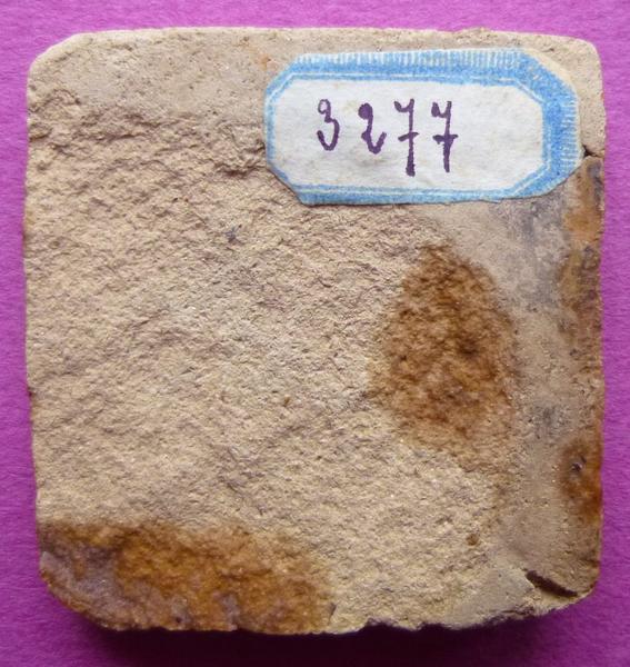 sceau, empreinte : Moulage du sceau armorié de César de Vendôme (titre d'usage)