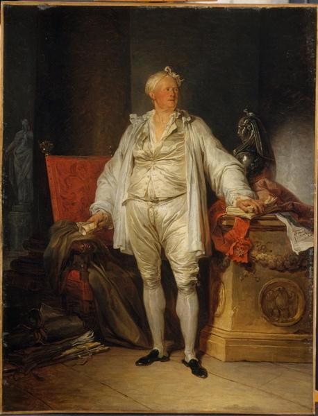 Portrait de Pierre-Jacques-Onésyme Bergeret_0