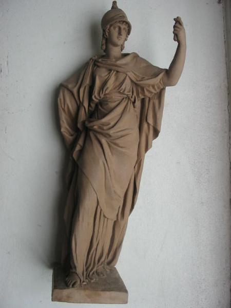 DELAISTRE François Nicolas (sculpteur) : Minerve