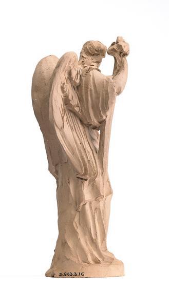Ange portant l'éponge