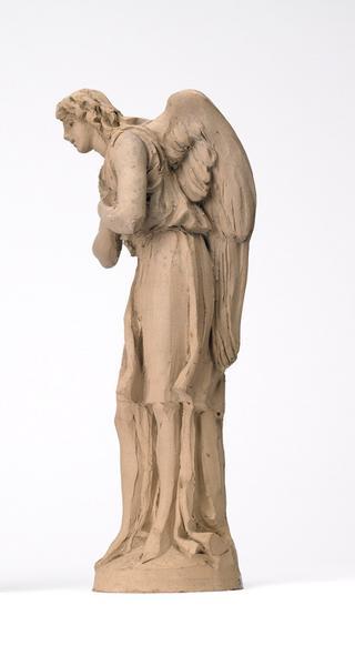 DELAISTRE François Nicolas (sculpteur) : Ange adorateur