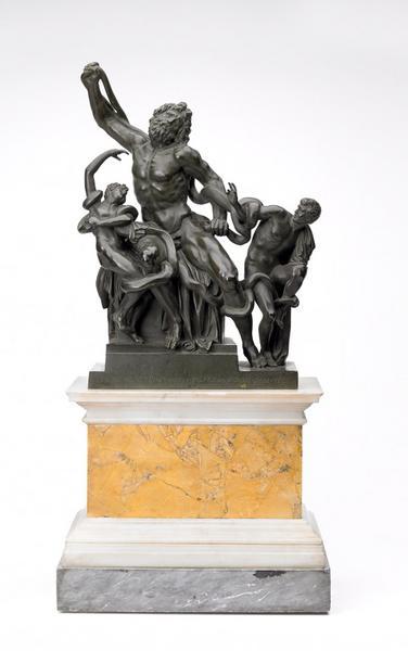 RIGHETTI Francesco (sculpteur, fondeur), RIGHETTI Aloys (sculpteur, fondeur) : Laocoon et ses fils