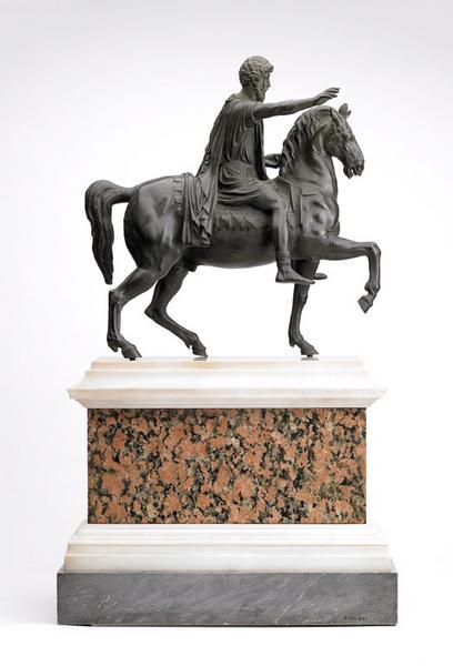 Statue équestre de Marc-Aurèle_0
