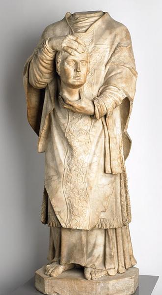 LULIER (dit), ARNOUX Claude (sculpteur) : Saint Ferréol