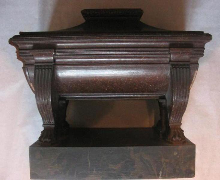 Réduction du tombeau de Clément XII_0