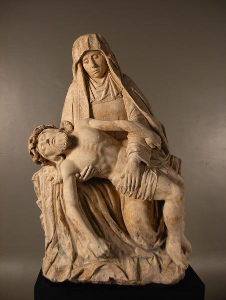 anonyme (sculpteur) : Vierge de Pitié