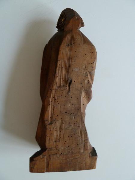 anonyme (sculpteur) : Saint Jean