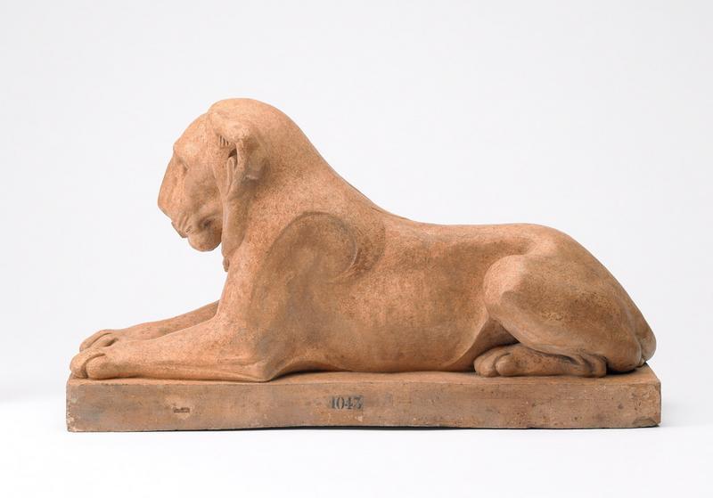 Lion égyptien du Capitole_0