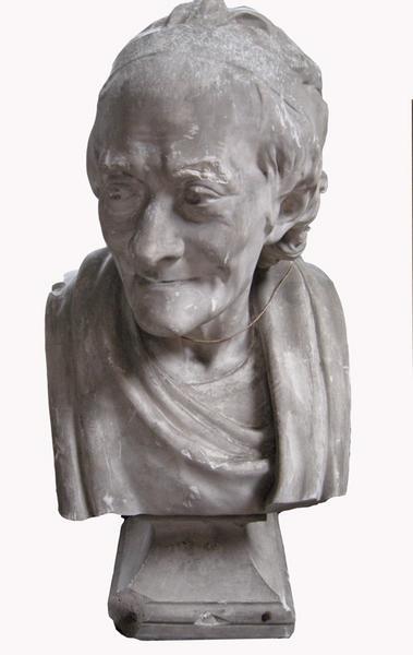 Buste de Voltaire à l'antique_0