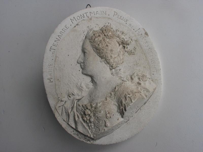 Marie de Tenarre Montmain, princesse de Bauffremont_0