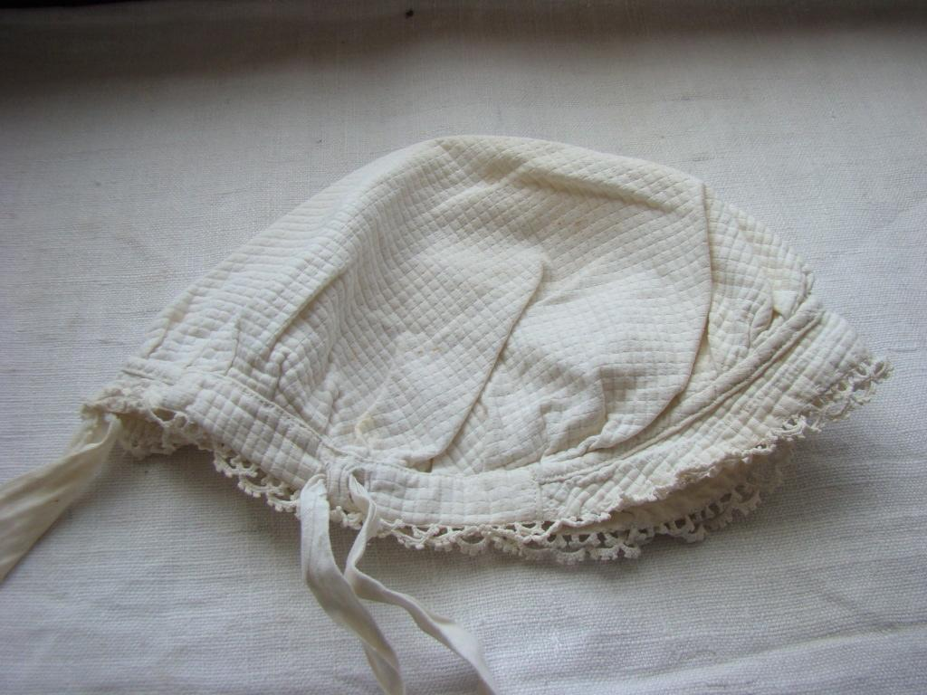 Bonnet de bébé_0