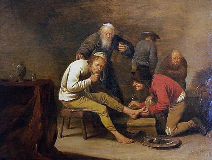 Le chirurgien du village