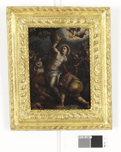 Martyre de saint Sébastien_0