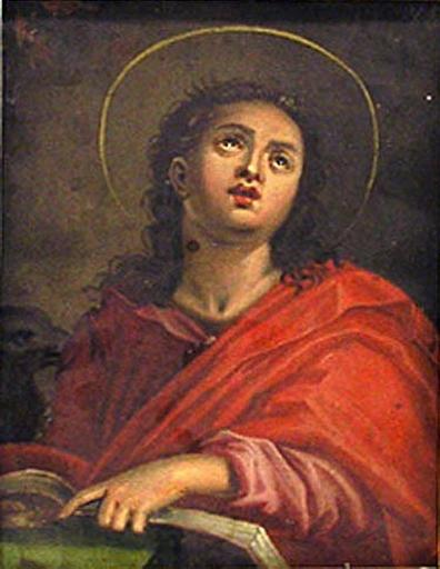 Saint Jean évangéliste_0