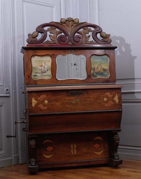 Boîte à musique, piano mécanique_0