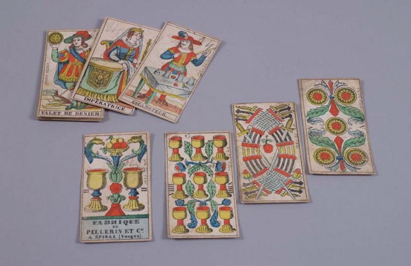 Jeu de cartes (lot, 13)_0