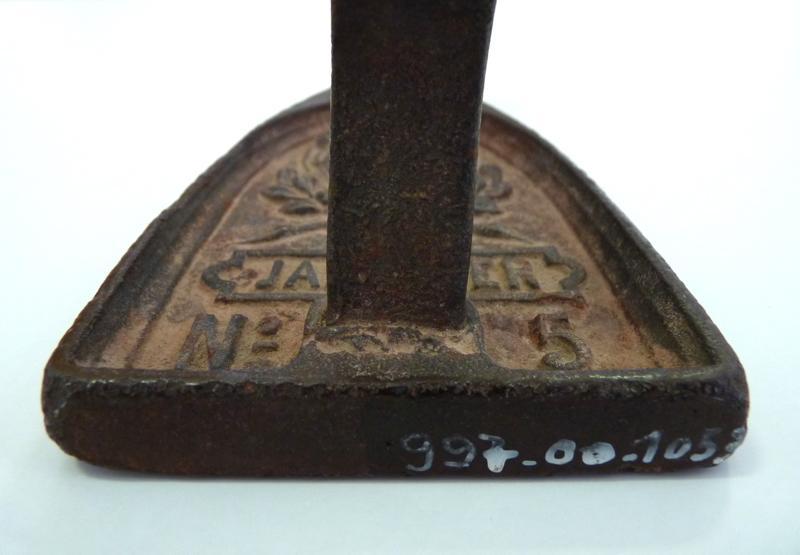 JARDINIER (fabricant) : fer à repasser