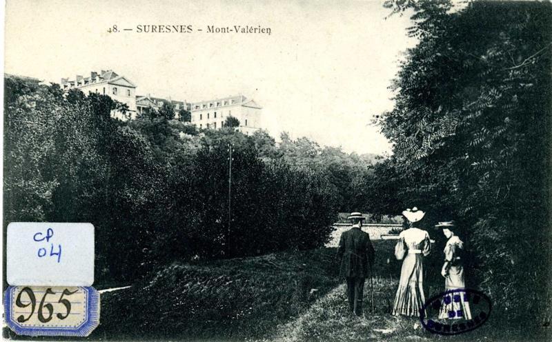 Suresnes. Mont Valérien
