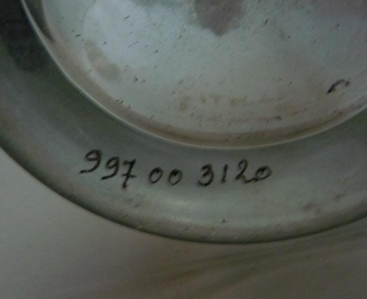 anonyme : Carafe à lait de la ferme Saint-Rémi