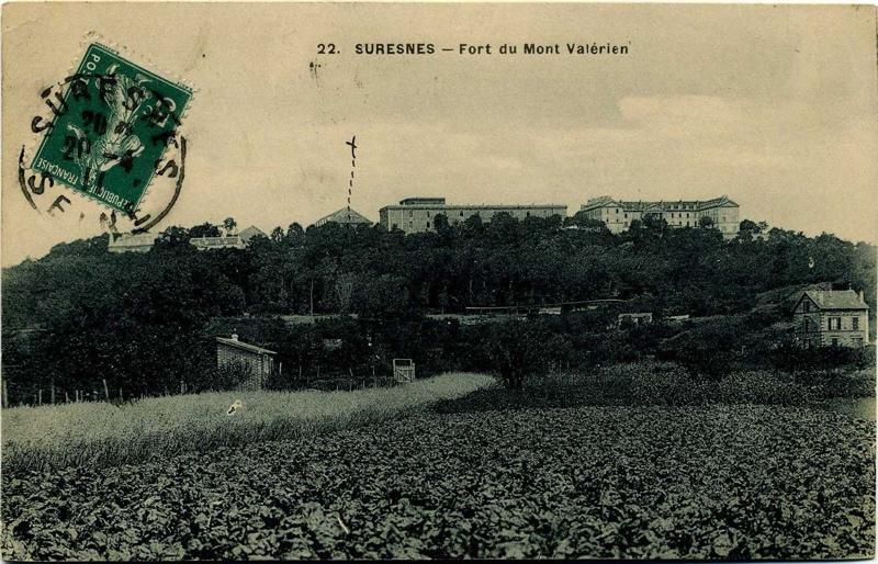 Suresnes - Fort du Mont Valérien