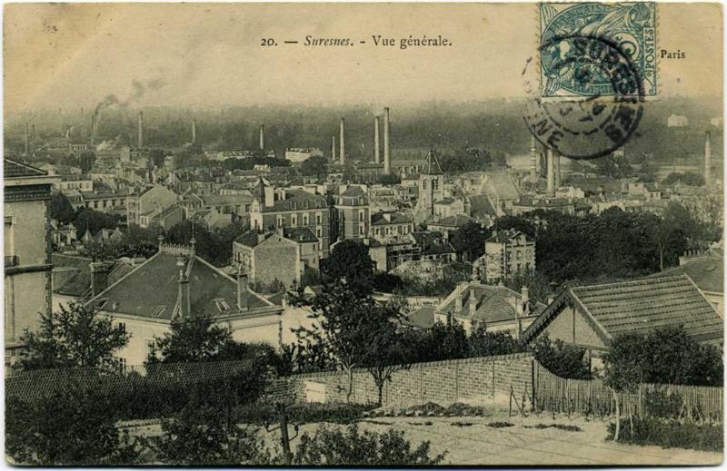 Suresnes - Panorama