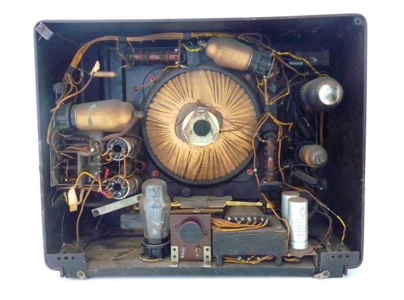 PHILIPS (société), LA RADIOTECHNIQUE (fabricant) : poste de radio