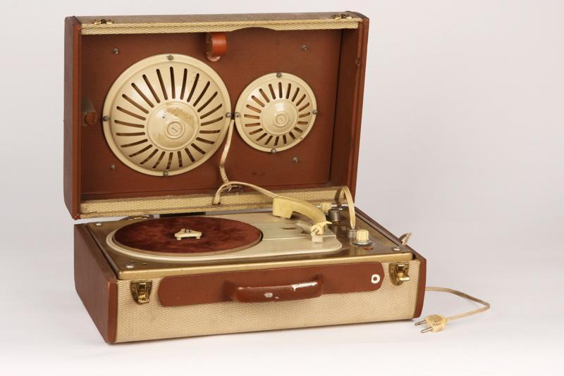 PHILIPS (société), LA RADIOTECHNIQUE (fabricant) : Electrophone Philips NG 2474 S