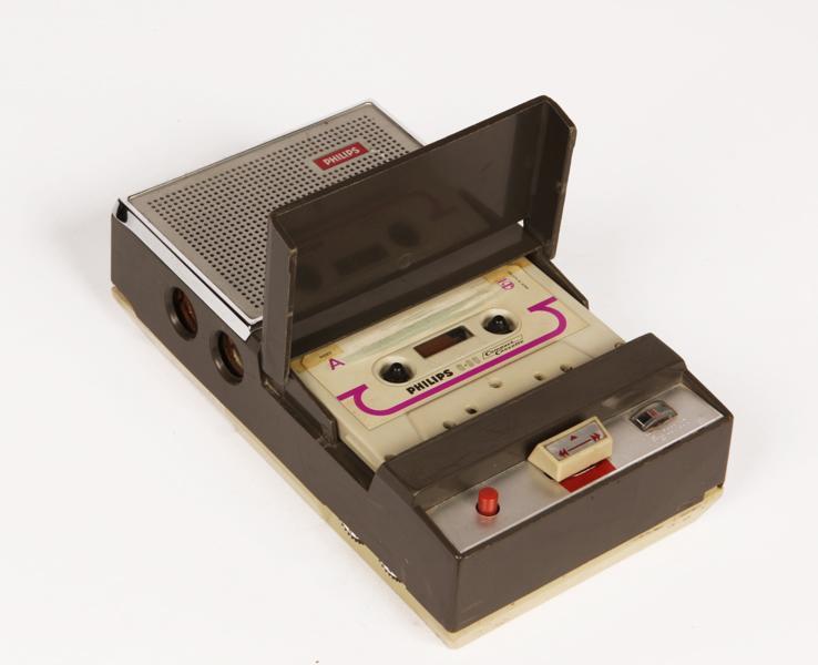 PHILIPS, PHILIPS : Magnétophone, lecteur-enregistreur de cassettes