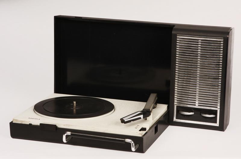 RADIOLA (société), LA RADIOTECHNIQUE (fabricant) : Tourne-disque Radiola