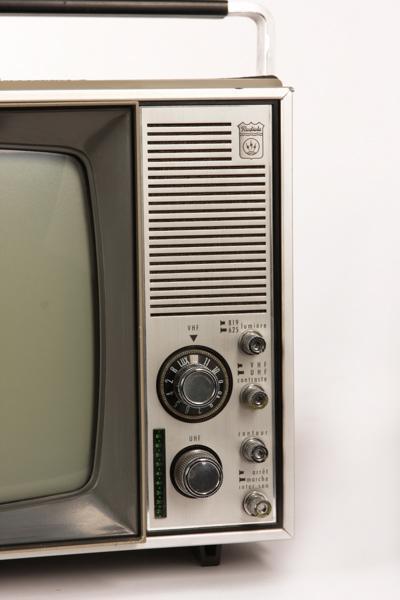 RADIOLA (société), LA RADIOTECHNIQUE (fabricant) : Téléviseur RA 2860