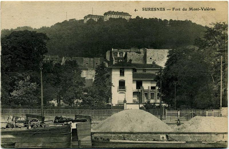 anonyme : SURESNES - Fort du Mont Valérien