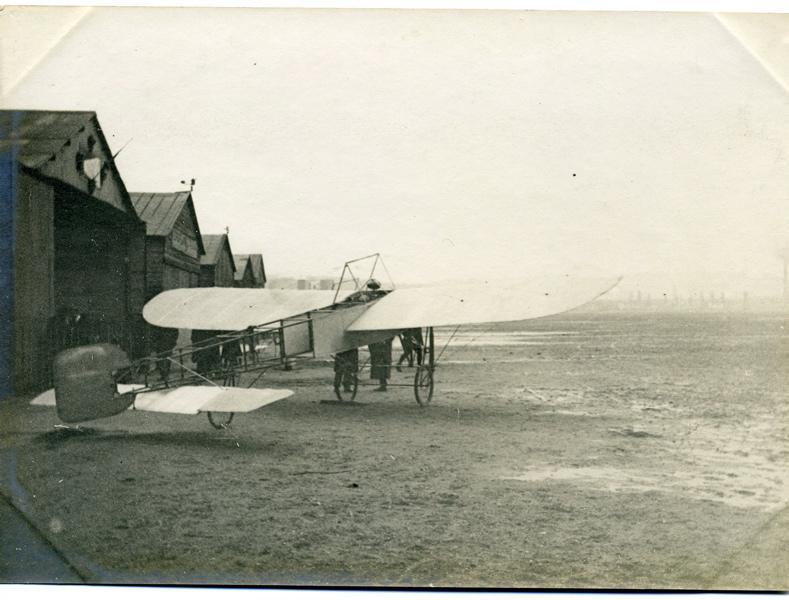Blériot à Issy le 20 janvier 1910_0