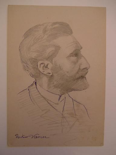 Portrait du Dr Vanier_0