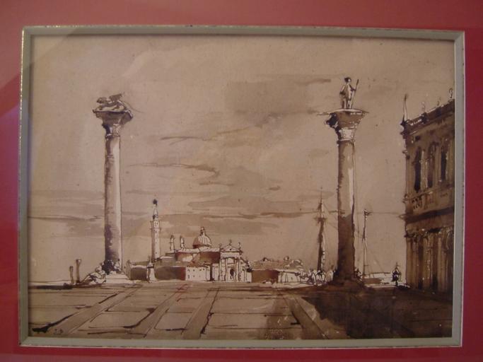 Venise, la Piazzetta_0