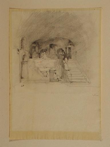 Subiaco, Tombeau du Pape Clément XI_0